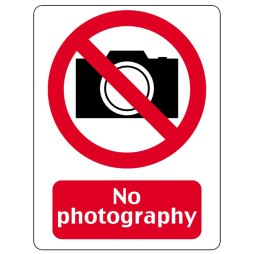 No_Photography_Vector Sign_8369